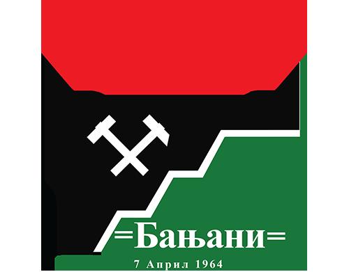 Рудници Бањани АД Logo